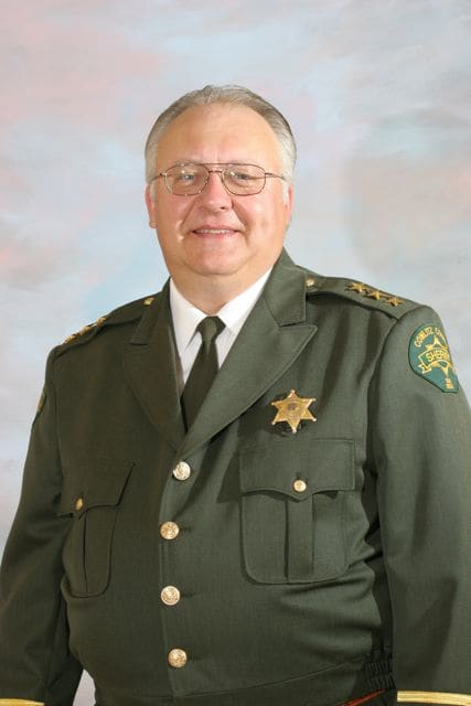 Police Sheriff Interview: Sheriff Mark Nelson Shares Advice
