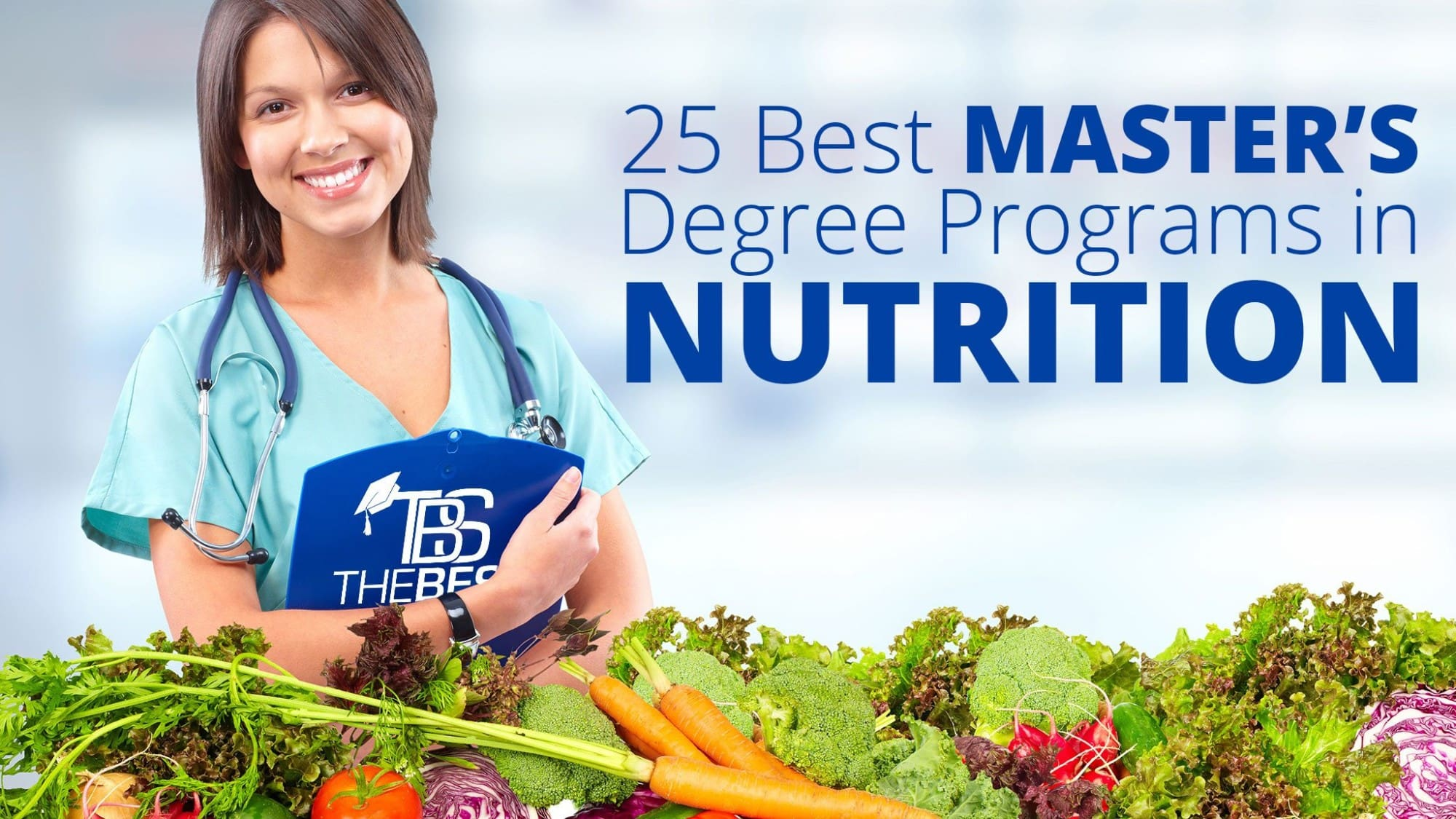 The 25 Best Masters Degree Programs In Nutrition