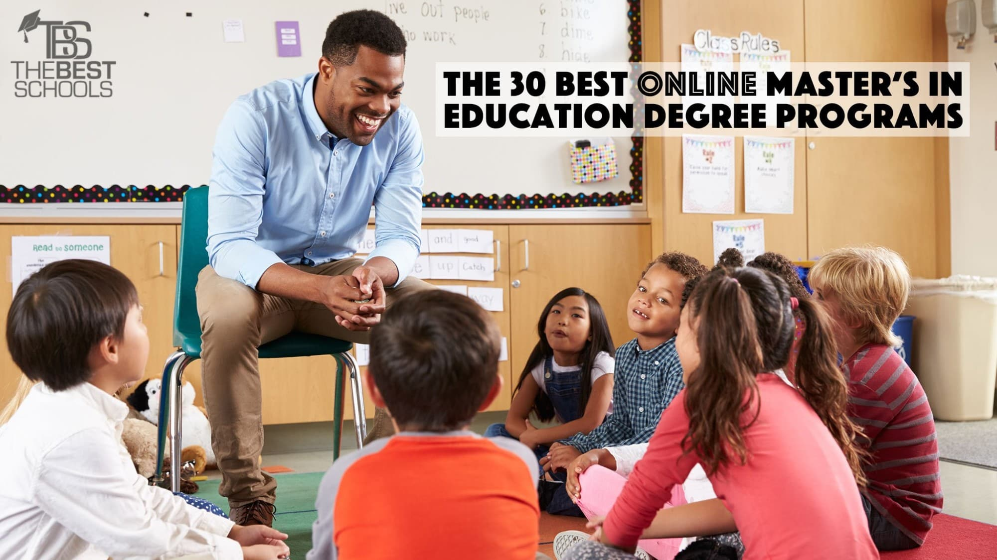 The 30 Best Online Masters In Education Degree Programs