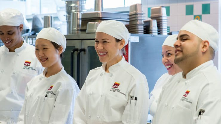 Institute Of Culinary Education ICE