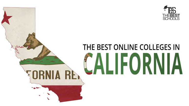 the best online colleges in california for 2018