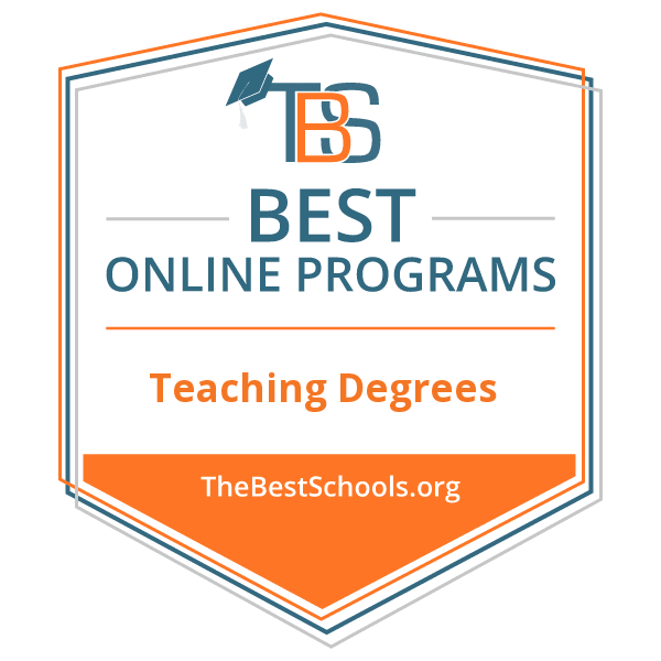 the best online teaching degrees