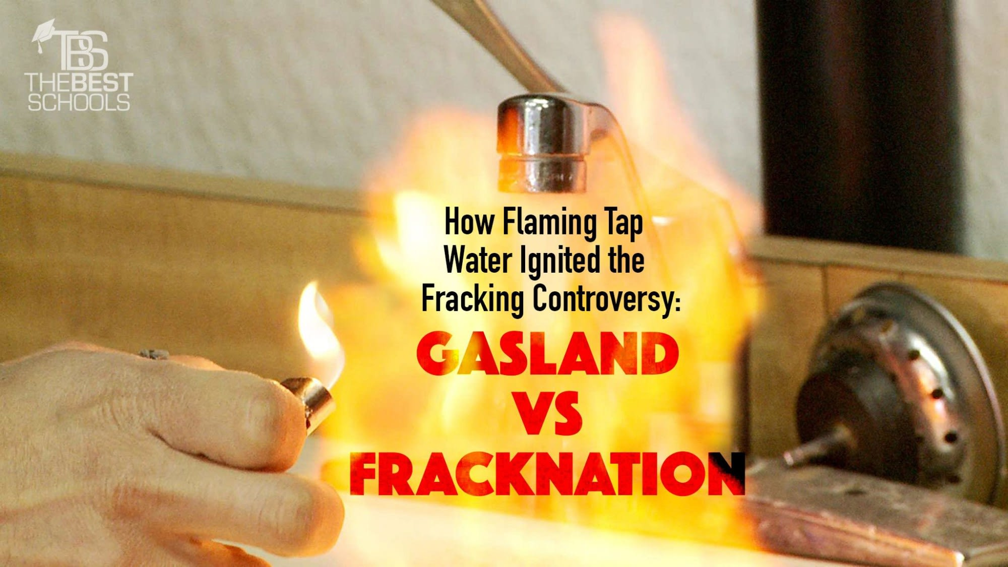 gasland vs fracknation essay