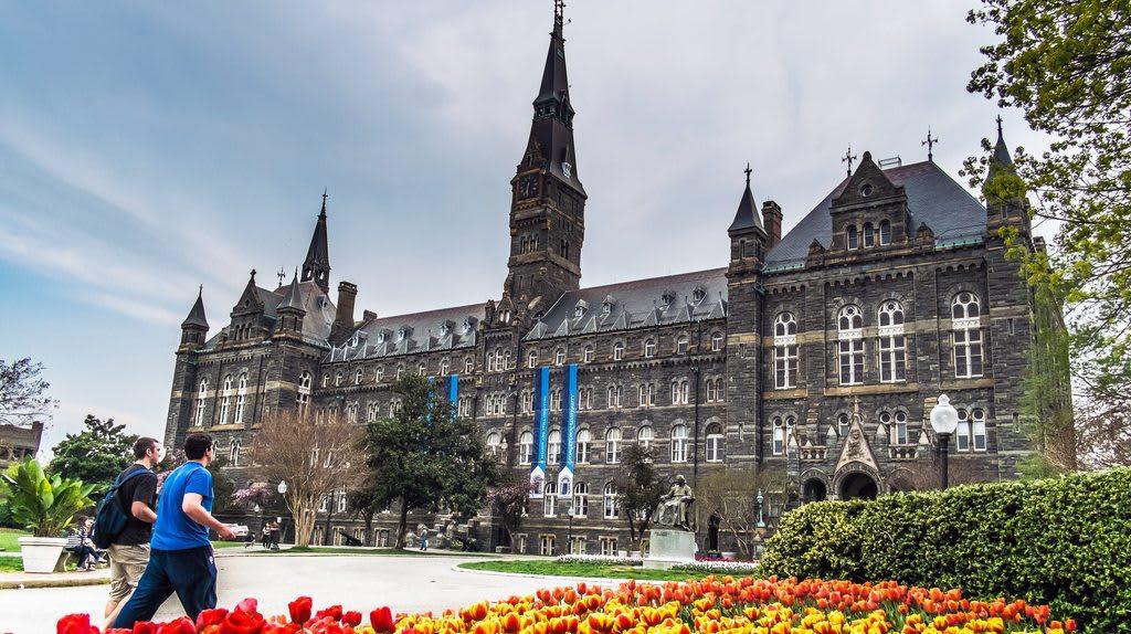 George Washington University Online