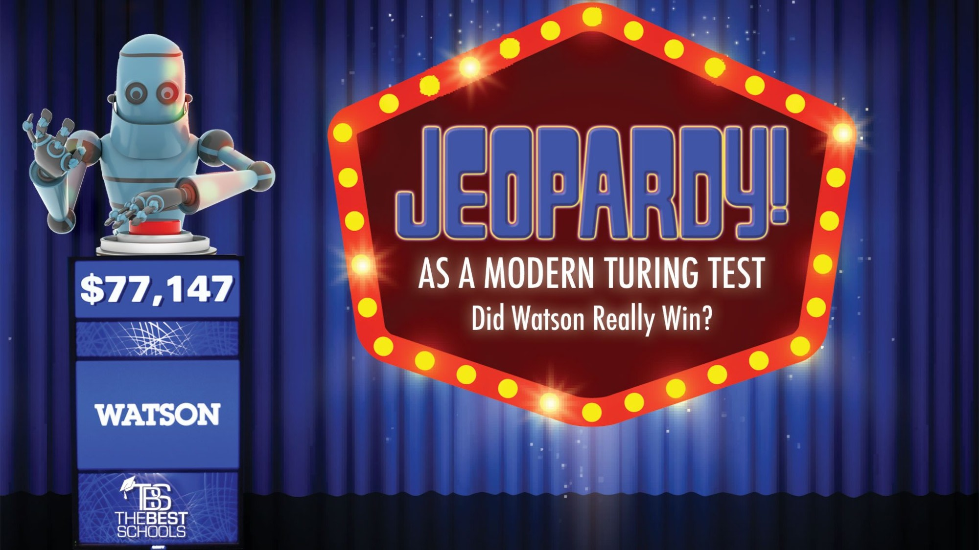 jeopardy  as a modern turing test  did watson really win