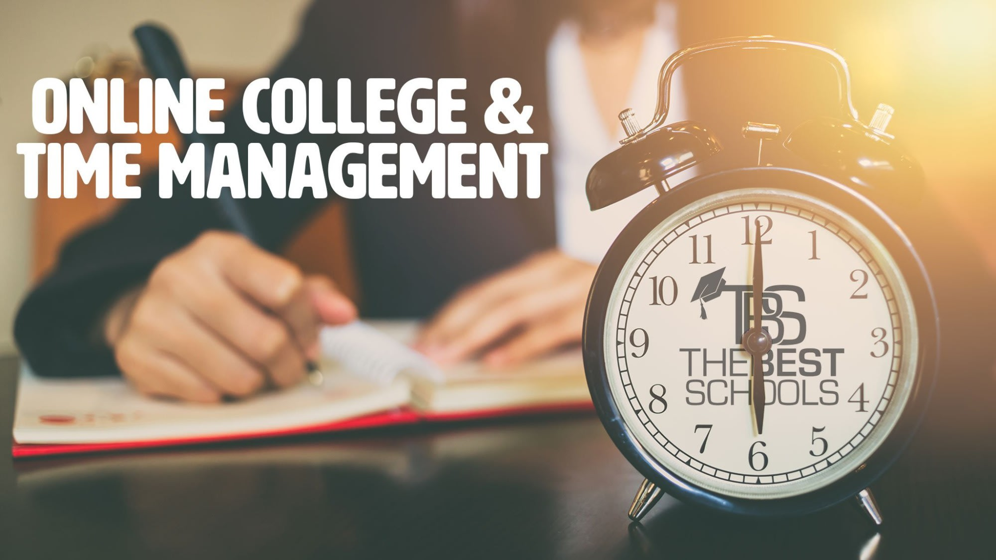 Online College And Time Management