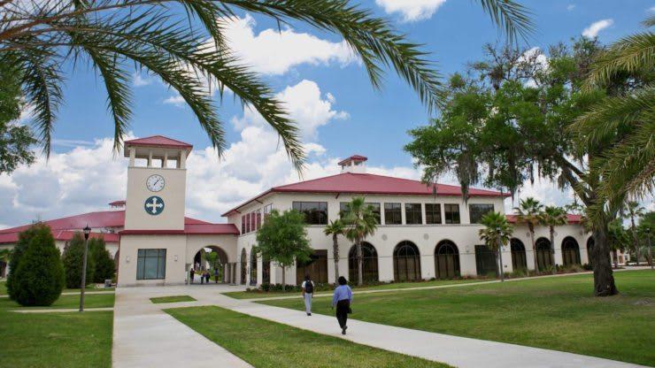Saint Leo University Campus Map.Saint Leo University Online