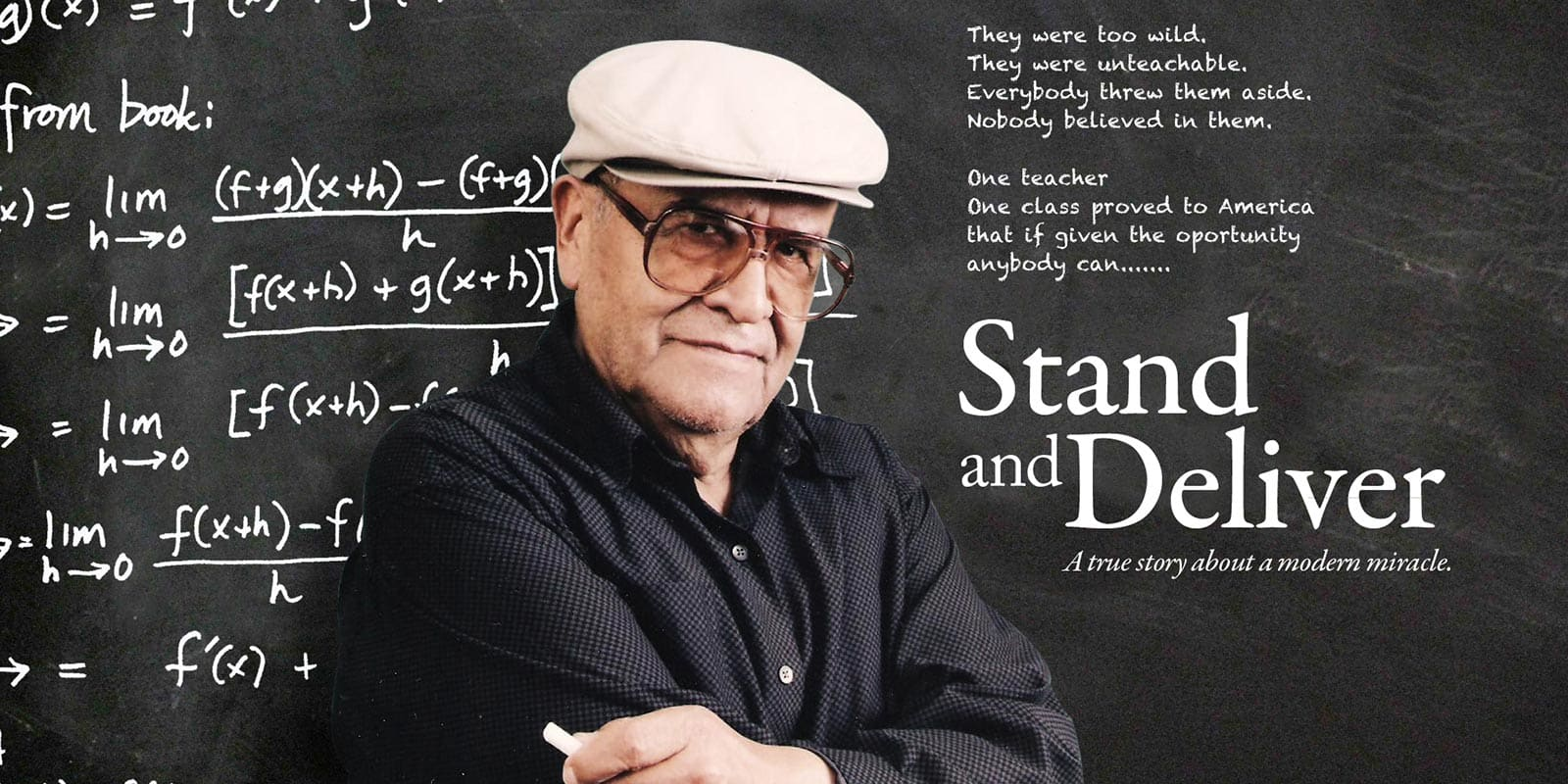 Jaime Escalante in the 21st Century: Still Standing and ... Jaime Escalante Quotes