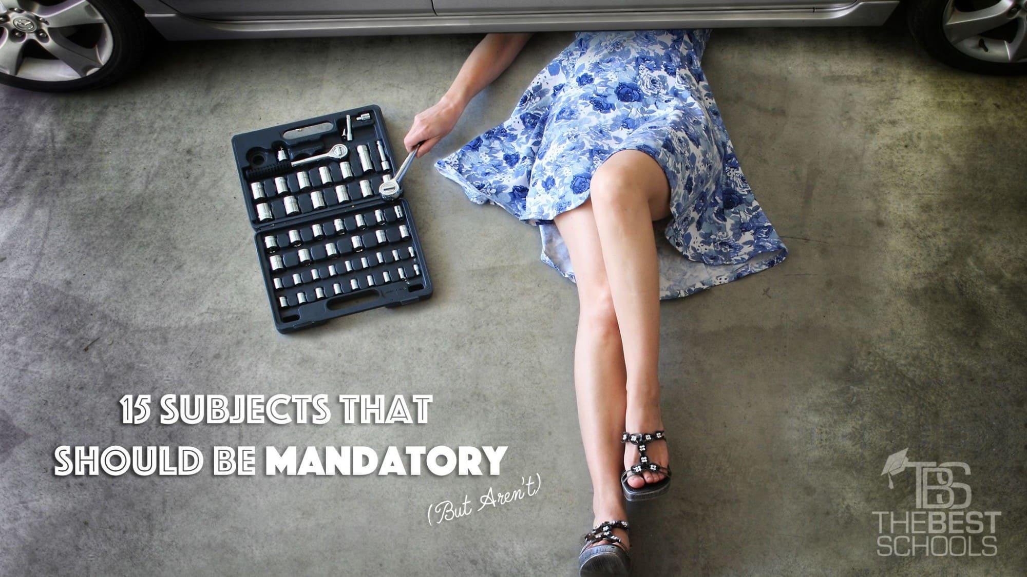 should high school education be mandatory essay