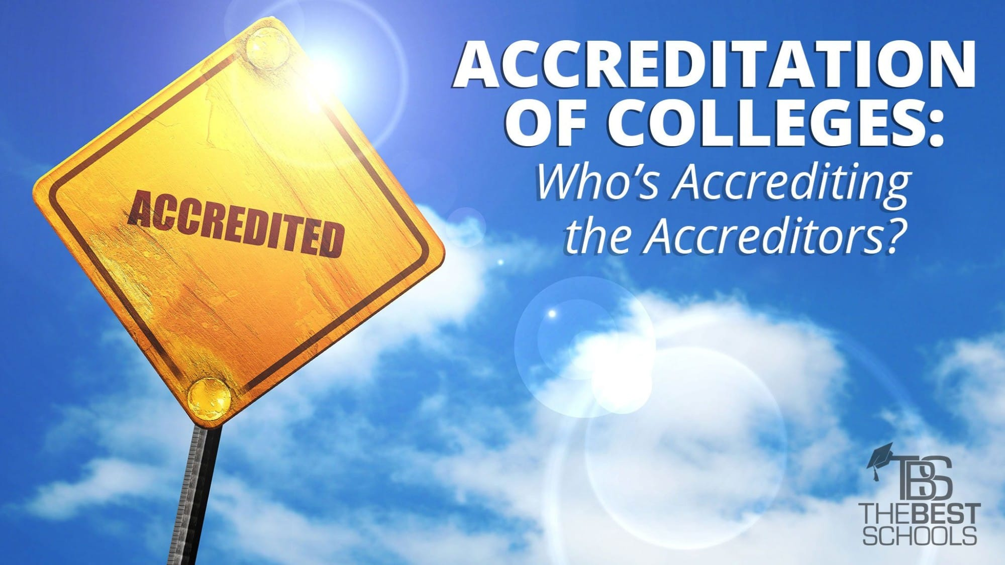 Accreditation Of Colleges And Universities Whos Accrediting The