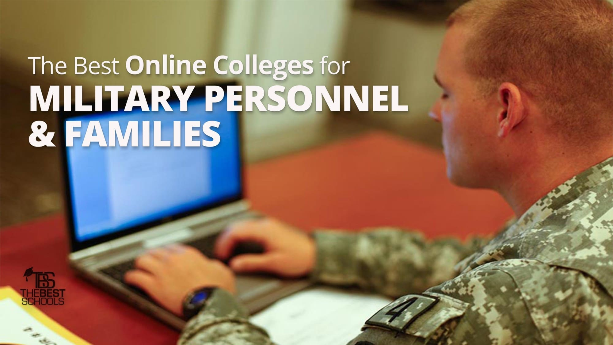 55676fed7dd8 The Best Online Colleges for Military Personnel   Families