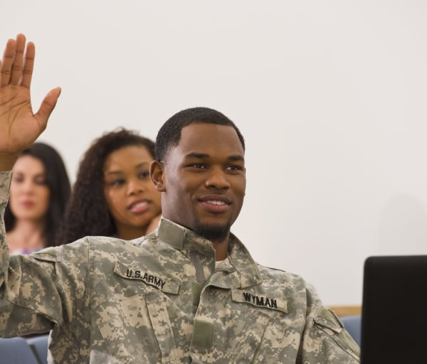 Financial Aid: Military Scholarships