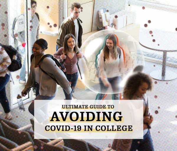 Ultimate Safety Guide to Avoiding COVID-19 in College