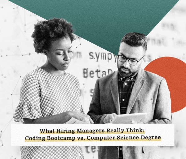 What Hiring Managers Really Think: Coding Bootcamp vs. Computer Science Degree