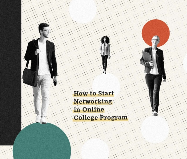 How to Network in an Online College Program