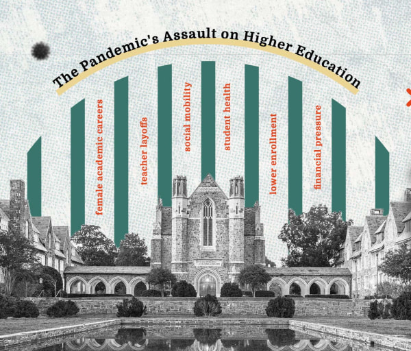 The Pandemic's Assault on Public Universities, Female Academics, and Social Mobility
