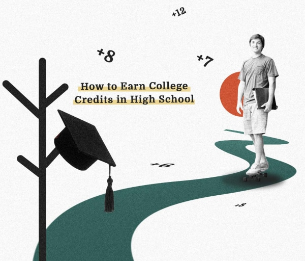Seven Ways You Can Earn College Credits While Still in High School