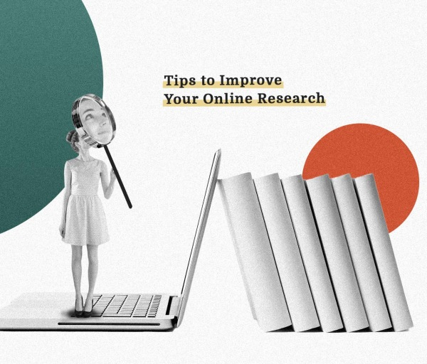 10 Tips to Improve Your Online Research