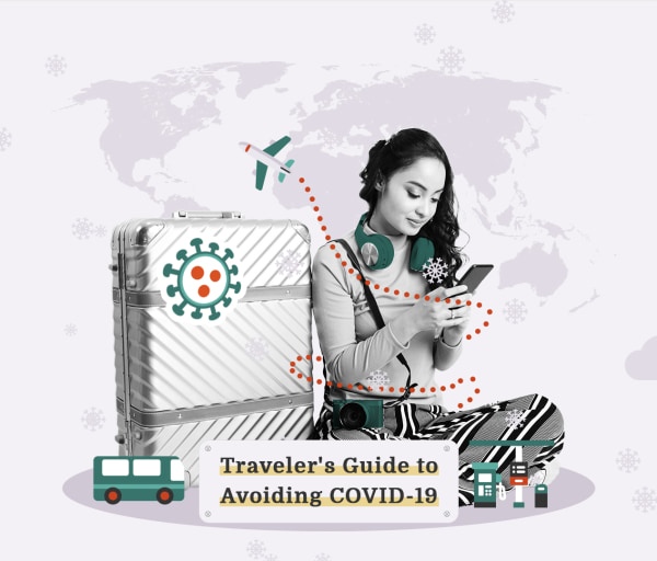 A Traveler's Guide to Avoiding COVID-19 During the Holidays