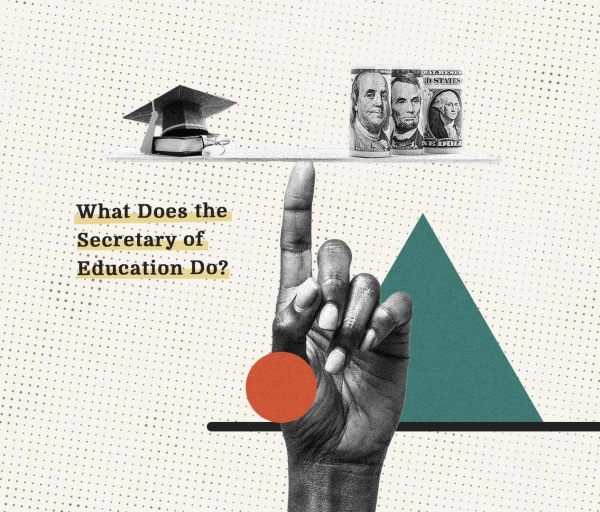What Does the Secretary of Education Actually Do?