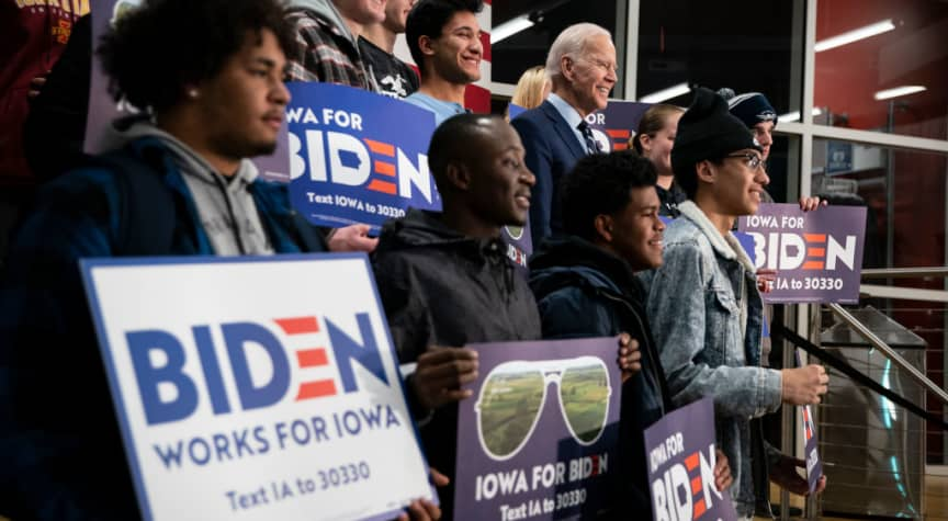 Biden Could Forgive Student Loan Debt on Day One