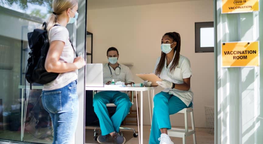 When Will College Students Get the Coronavirus Vaccine?