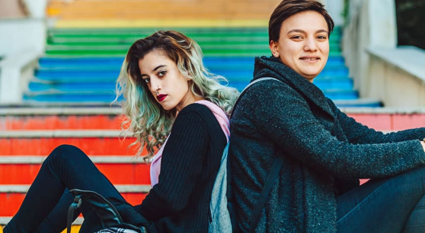 The Effects of COVID-19 on Vulnerable LGBTQ+ Students