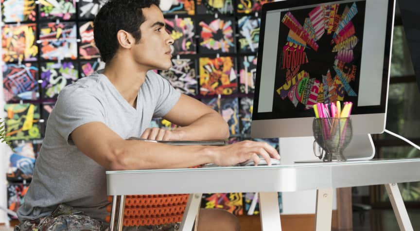 Top 5 Careers for Creative People
