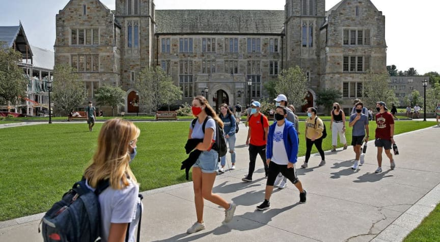 Will College Campuses Return to Normal in Fall 2021?