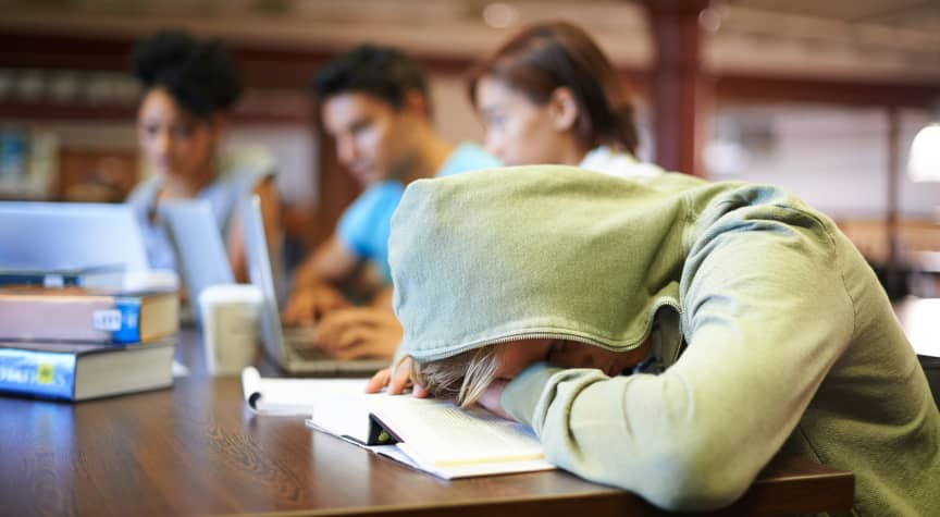 What Is College Burnout?