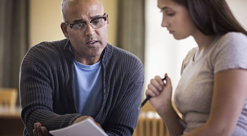 How College Mentors Can Foster Student Success