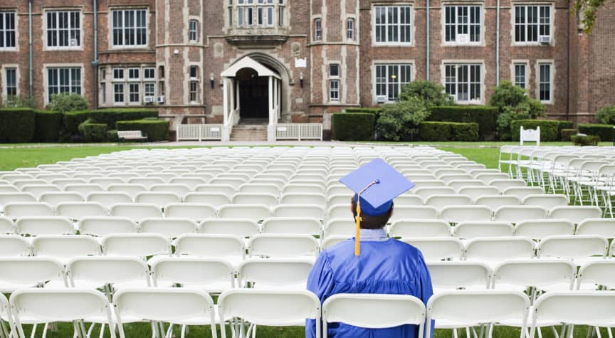Recent Grads Reflect on Senior Year in the Time of COVID-19