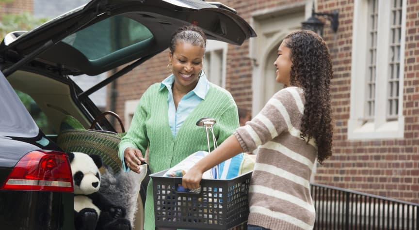 Helpful Advice for Parents of First-Time College Students