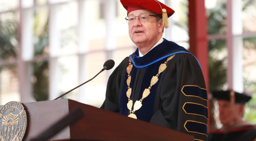 Who Are the Highest-Paid University Presidents?