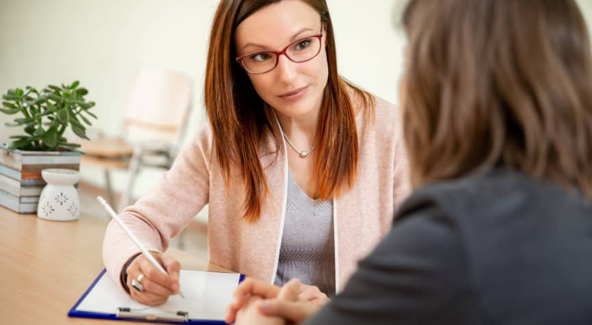 Getting to Know a Social Worker