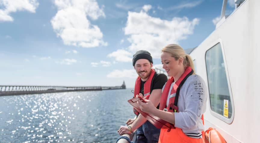 How to Become an Oceanographer