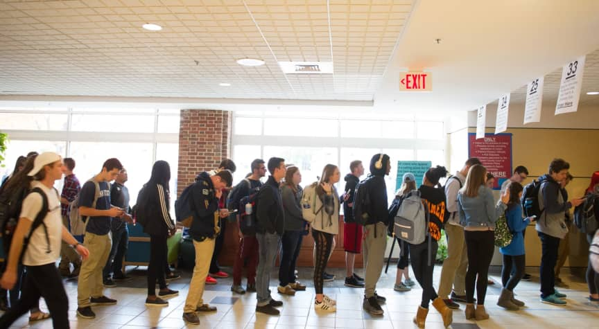 State Voting Laws Block Out-of-State Students