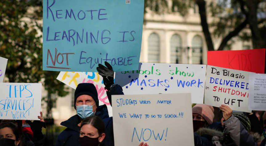 COVID-19 School Closures Put Students' Futures at Risk