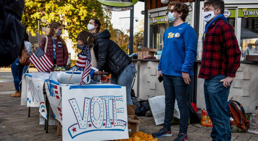What Caused the 2020 Student Voter Turnout Surge?