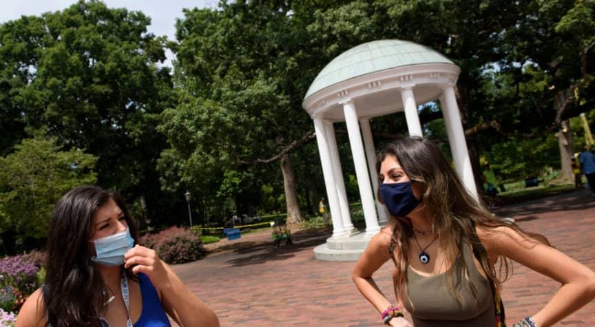 Tracking College Coronavirus Cases in the U.S.