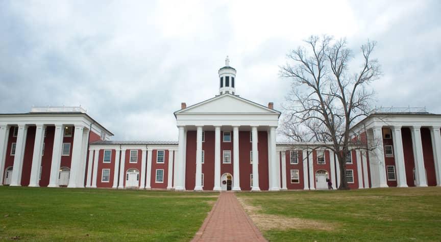 Washington and Lee Keeps Name, Black Alumni React