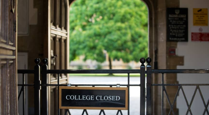 Why Are Colleges Closing — and What If Yours Does?
