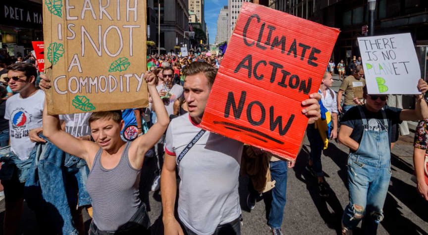 Student Activists Plan Multiple Global Climate Strikes