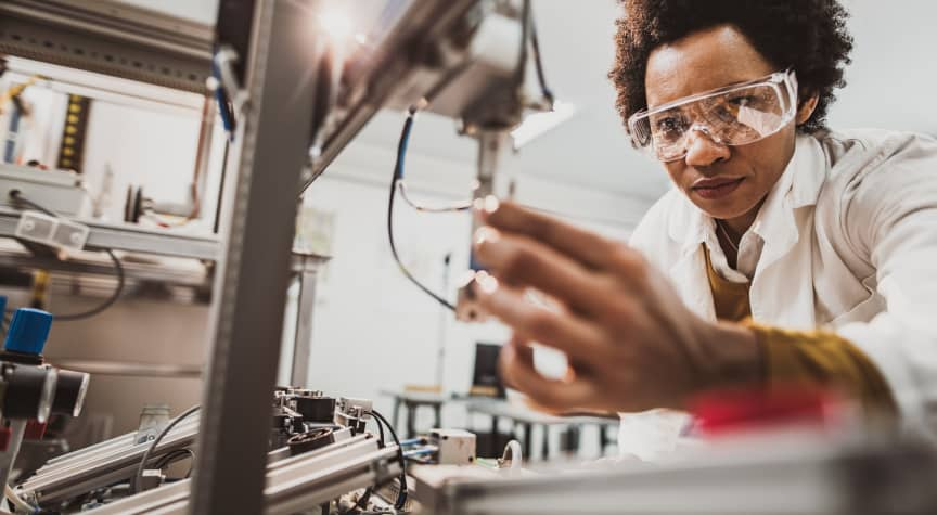 Black and Latino/a Engineers Face Inequitable Career Outcomes