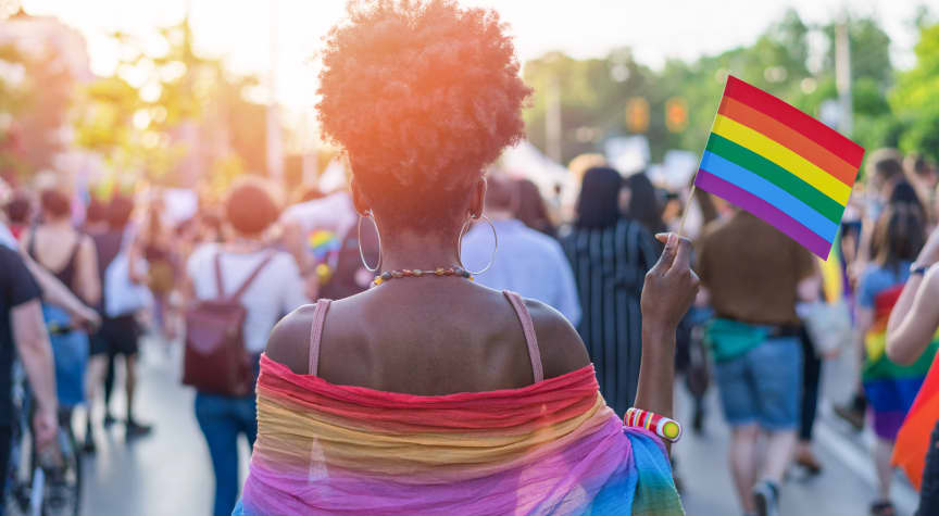Measuring the Political Attitudes of LGBTQ Students