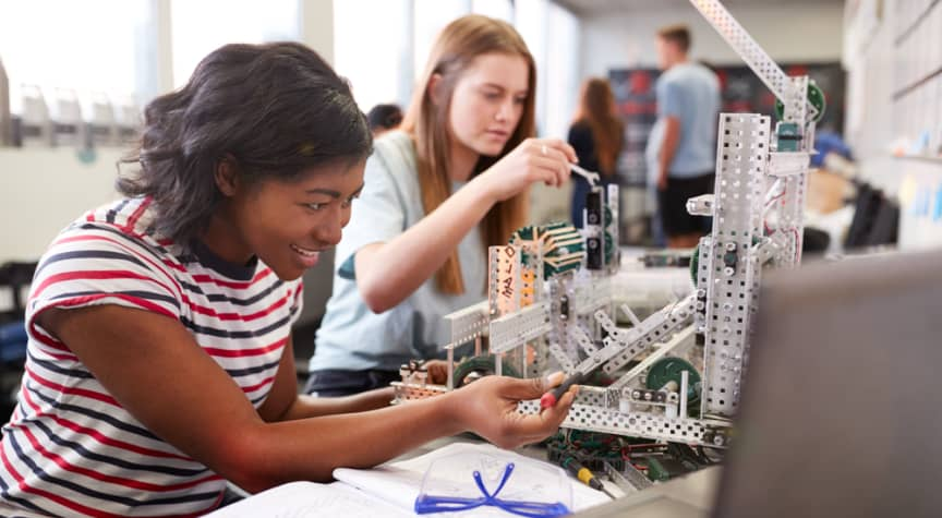 Achieving Diversity and Inclusion in College STEM