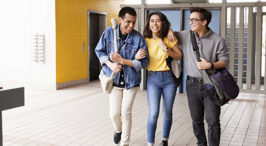 College Guide for Hispanic and Latino/a Students