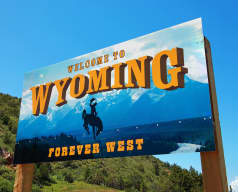 Wyoming card picture