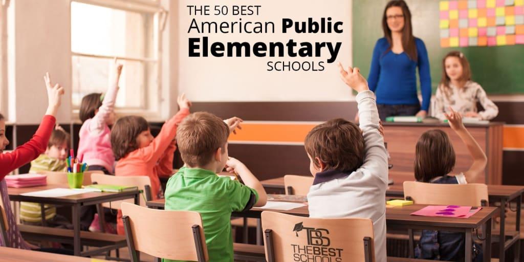 The 50 Best American Public Elementary Schools