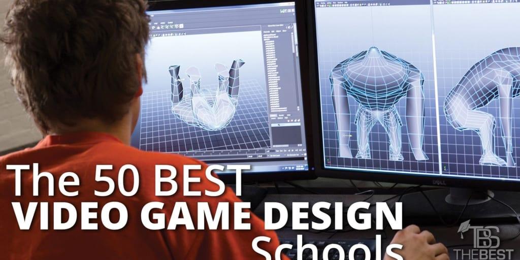The 50 Best Video Game Design Schools | TheBestSchools org